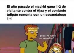 Enlace a Parece que al Ajax le costó algo menos