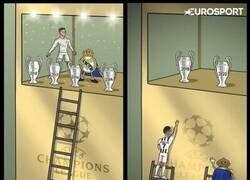 Enlace a Real Madrid y Cristiano son menos fuertes por separado, por @zezocartoons