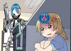 Enlace a Cuidado PSG, llega el Atalanta