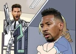Enlace a Cuidado Jerome, Messi ha vuelto