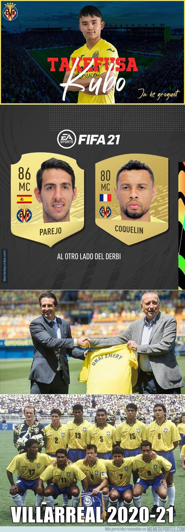 1111875 - Ojo al Villarreal la proxima temporada