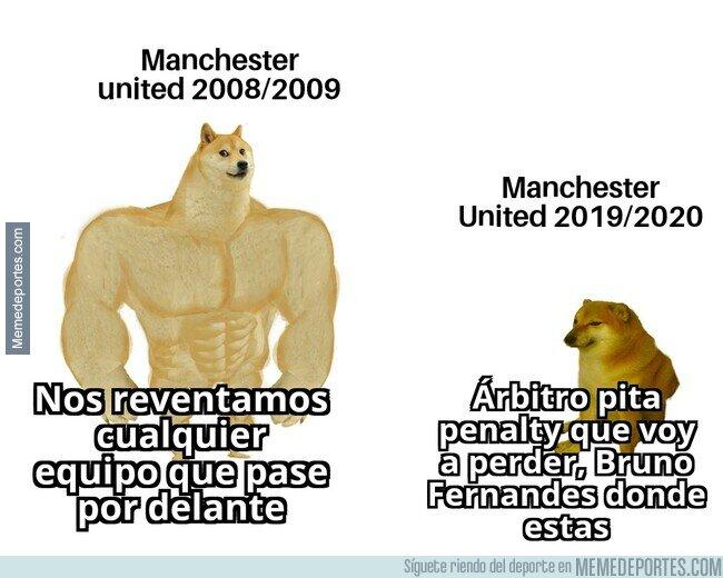 1111985 - Manchester United en la actualidad