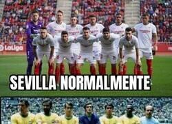 Enlace a En Europa League el Sevilla es el Brasil de Pelé