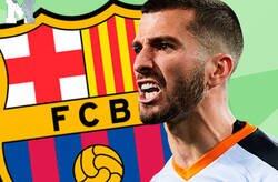 Enlace a Así negociarían Barça y Valencia el posible fichaje de Gayá