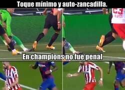 Enlace a Spoiler: Ninguno es penalti