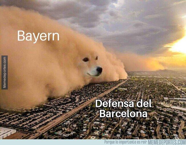 1112432 - Ridículo monumental del Barça