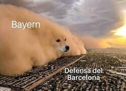 Enlace a Ridículo monumental del Barça