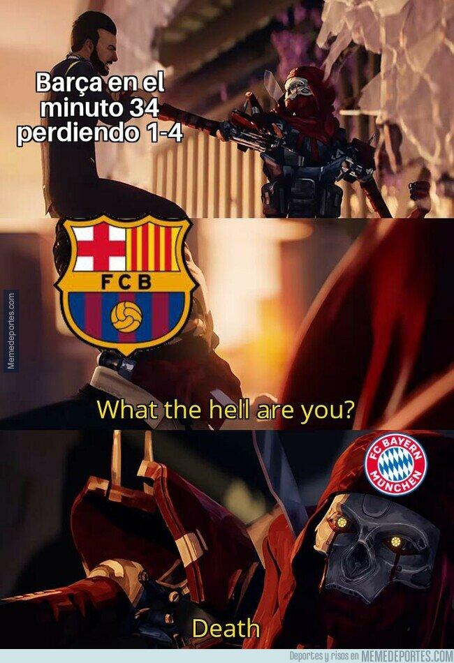 1112449 - El Barça se topó con lo peor