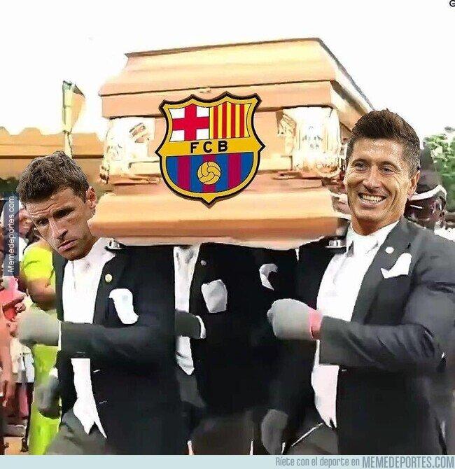 1112514 - El fin del Barça