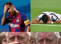 Enlace a Primera semifinal desde el 2005, sin Messi y sin El Bicho