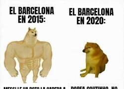 Enlace a Pobre Barcelona...