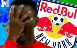 Enlace a Equipos de fútbol de Red Bull que juegan en primera división