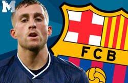 Enlace a Enfado de todos los culés contra Deulofeu por lo que ha dicho sobre el Barça y su situación actual