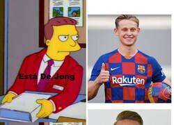 Enlace a Hay dos De Jong en el fútbol