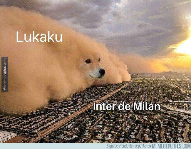 1113649 - Qué forma de desempatar el partido Lukaku