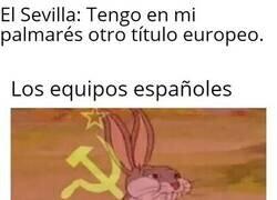 Enlace a Todos representados por el Sevilla