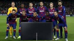 Enlace a El Barça listo para la final de la Champions