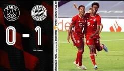 Enlace a Bayern campeón de la Champions 2019/2020