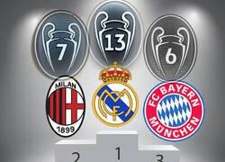 Enlace a 26 Champions en una sola imágen