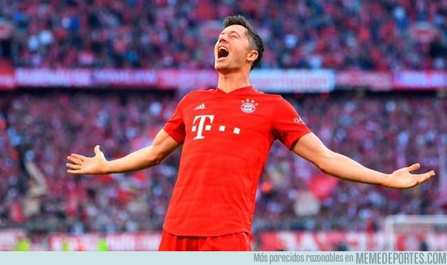 1114020 - Ni Messi ni Cristiano ni nadie: el espectacular récord histórico que ha logrado Lewandowski tras ganar la Champions