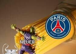 Enlace a Tremendo lo de Neuer