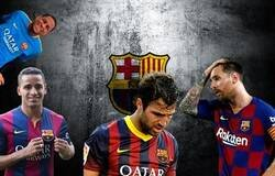 Enlace a El hilo que explica la influencia de Messi en los fichajes del Barça durante la última década y que ilustra a la perfección el desastroso estado actual del club, por @anituarco