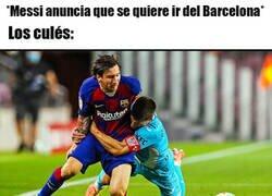 Enlace a Se acabó el Barcelona...