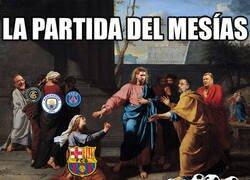 Enlace a La partida del Mesías