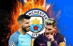 Enlace a El pequeño detalle del Kun Agüero que deja entrever que Messi ya lo tiene cerrado con el City