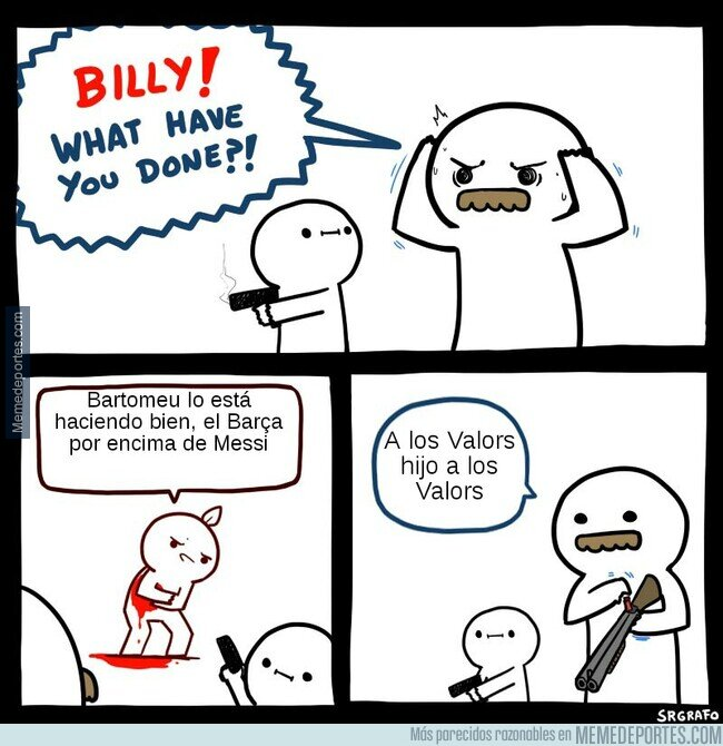 1114474 - A la cabeza Billy