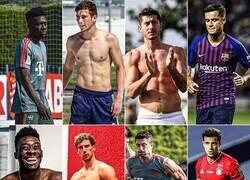 Enlace a Un reconocimiento al preparador físico del Bayern