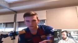 Enlace a Es un impostor: el protagonista que lloraba por Messi en el vídeo más viral de la semana le reconoce a Ibai que todo era mentira
