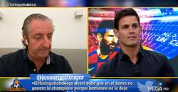 Enlace a Polémica máxima por lo que Edu Aguirre ha dicho porque Messi quiere abandonar el Barça que está dando mucho que hablar