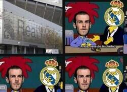 Enlace a Último esfuerzo para sacar a Bale del Madrid
