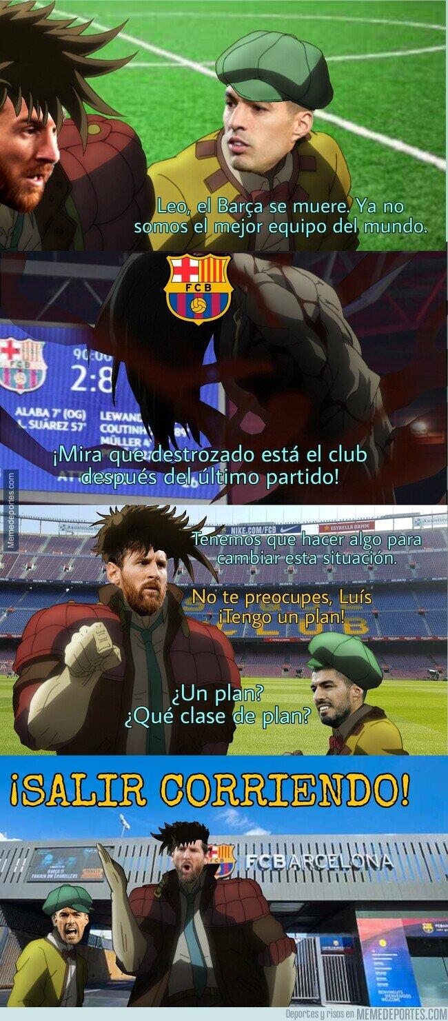 1114874 - La extraña aventura de Messi