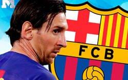 Enlace a Enfado monumental de los culés con este club de fans de Messi por lo que ha dicho por su futuro