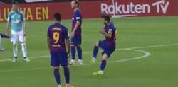 Enlace a Y así será el estado de Messi durante esta temporada quedándose a la fuerza