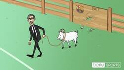 Enlace a Messi no tendrá coj ... pero Bartooooo