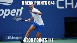 Enlace a Nole eliminado del US Open