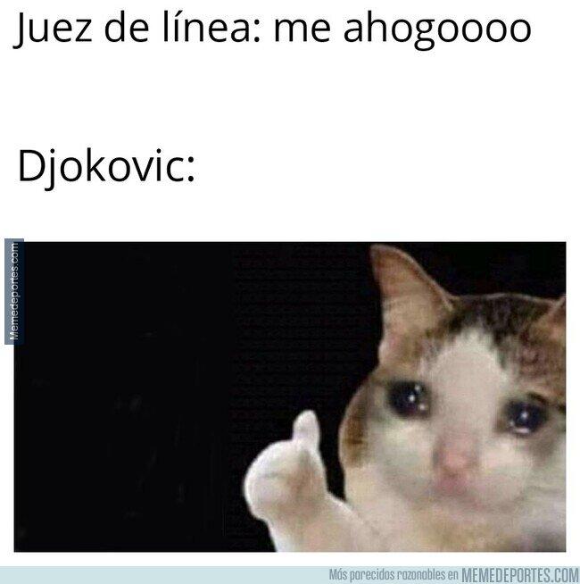 1115233 - Página negra en el palmarés de Djokovic