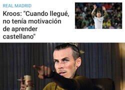 Enlace a Bale se siente identificado