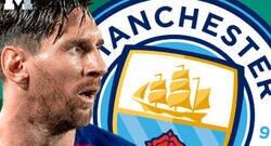 Enlace a Sale a la luz un supuesto mail del Manchester City al Barça ofreciendo este ofertón por Messi cuando no estaba en rebeldía