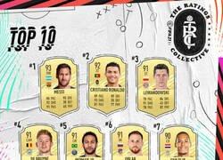 Enlace a 3 reds entre los 10 mejores del FIFA 21