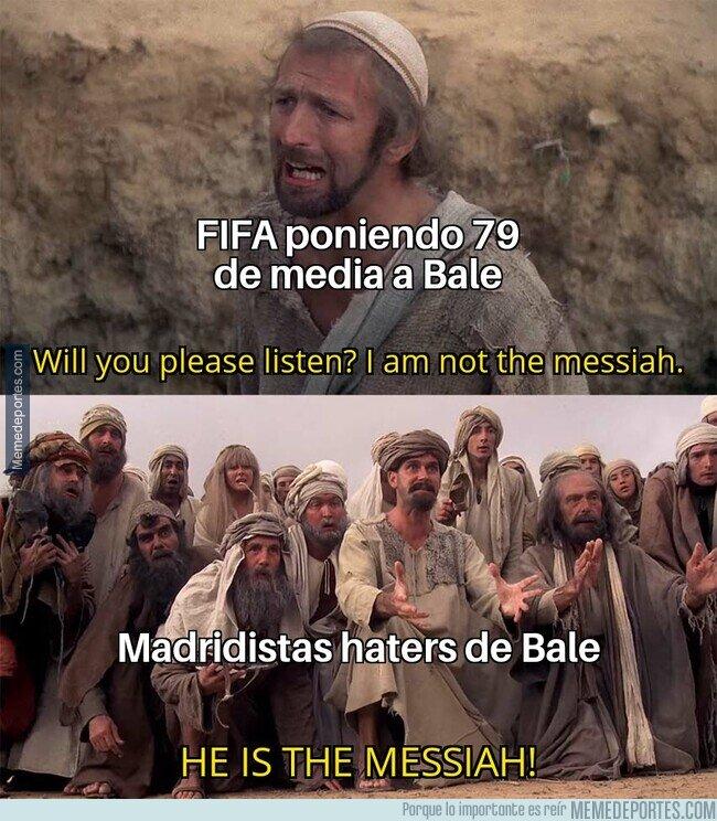 1115579 - Pobre Bale, bueno en el videojuego Golf 21, tendrá más media