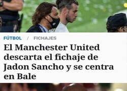 Enlace a El Madrid debería dar las gracias al United por entrar en escena
