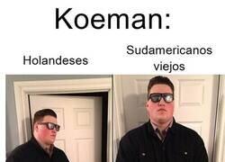 Enlace a Koeman se carga a Suárez y a Vidal