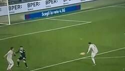 Enlace a Cristiano cuando Suárez le grite por no pasarla