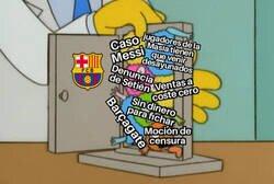 Enlace a Los problemas se acumulan en Can Barça