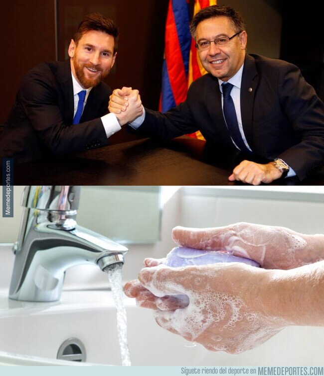 1115961 - Haz como Leo, mantén tus manos higienizadas