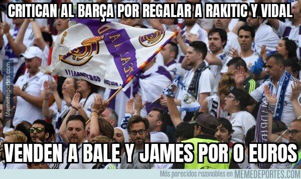 1115962 - Madridistas y su doble rasero